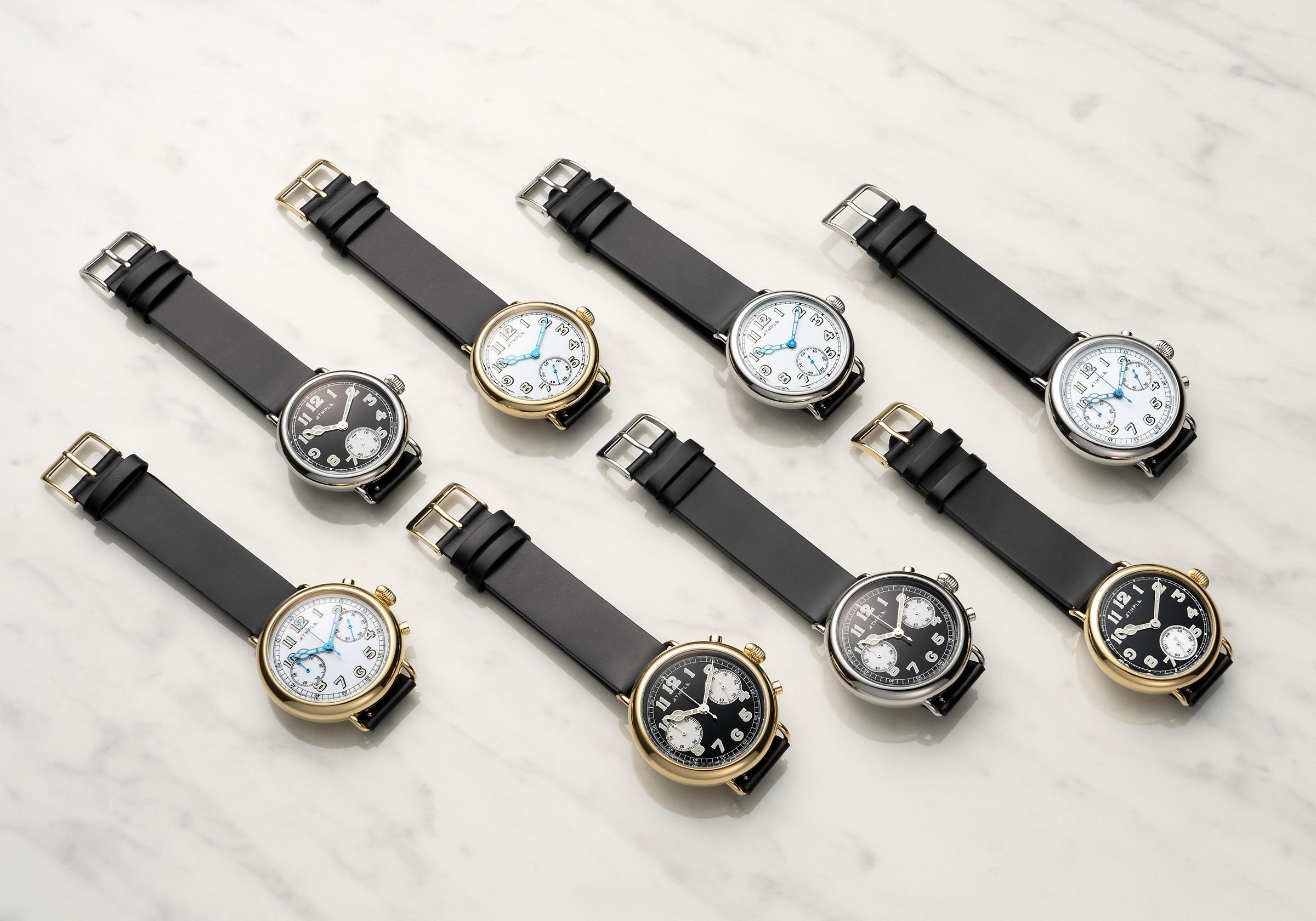 東洋のスイスが現代に蘇らせた100年前の腕時計「TMPL(テンプル)」